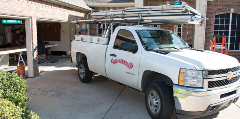 Overhead Door Service & Repair