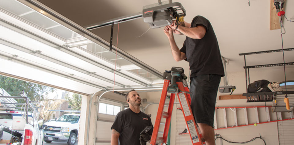 Overhead Door Service & Repair